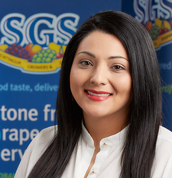 Maria Lopez - Sales Support
