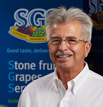 Steve Rusa - Sales Office Manager
